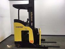 2010 Hyster N35ZDR 16.5 Electri