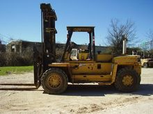 1997 Cat DP150 Diesel Pneumatic