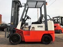 Used Nissan CPJ02A25