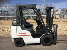 Used Nissan PF18 LP