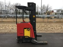 2005 Raymond 740R45TT Electric