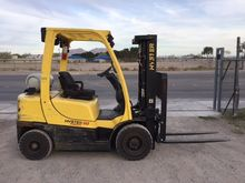 2011 Hyster H50FT LP Gas Pneuma