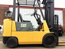 Used Cat FGC20 LP Ga