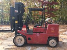1993 Hyster S135XL LP Gas Cushi