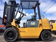 Cat GP25 LP Gas