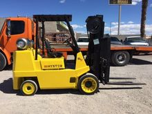 1999 Hyster S80XL LP Gas Cushio