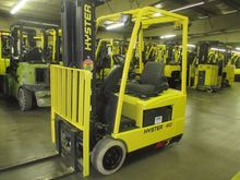 2007 Hyster J40ZT Electric 3 Wh