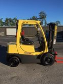 2008 Hyster H50FT LP Gas Pneuma