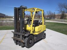 2010 Hyster H50FT LP Gas Pneuma