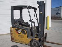 2011 Cat 2ETC3000 Electric Elec