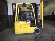 2008 Hyster J40ZT Electric Elec