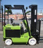 Used 1990 Clark ECS2