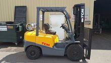 2012 TCM FG30PRO LP Gas Pneumat