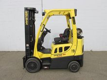 2013 Hyster S50FT LP Gas Cushio