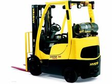 Used 2015 Hyster S50