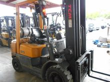 2005 TCM fg25 LP Gas Pneumatic