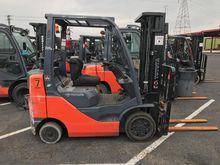2012 Toyota 8FGCU25 LP Gas Cush