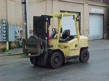2003 Hyster H80XM Diesel Pneuma