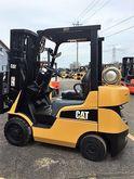 Cat FGC25N LP Gas Cushion Tire