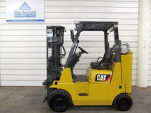 2010 Cat GC40K LP Gas Cushion T