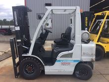 2013 Unicarriers LP Gas Pneumat