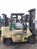 1997 Hyster S80XL LP Gas Cushio
