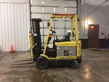 2004 Hyster E40Z Electric Elect
