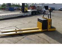 2008 Yale MPE080 Electric Elect