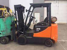 Used 2008 Doosan GC2