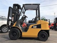2014 Cat 2P5000 LP Gas Pneumati