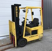 1998 Hyster J30MT Electric Elec
