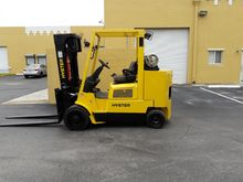 2005 Hyster S120XMS LP Gas Cush