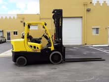 2011 Hyster S155FT LP Gas Cushi