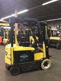 2011 Hyster E55XN Electric Elec