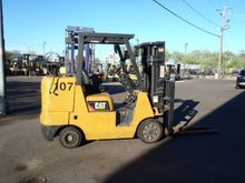 2010 Cat GC45K-LP-SWB LP Gas Cu
