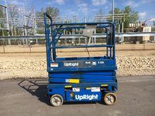 Used UpRight MX-15 E