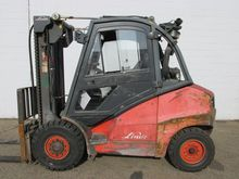2006 Linde H50D Diesel Pneumati