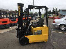 Hyster J30XM Electric Electric