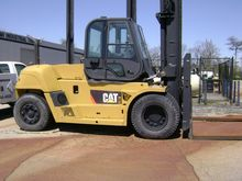 2009 Cat DP36000 Diesel Pneumat