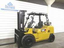 2009 Cat GP40K Dual Fuel Pneuma