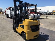 2008 Cat C5000 LP Gas Cushion T