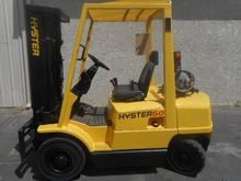 Hyster 50XM LP Gas Pneumatic Ti
