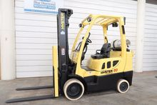 2006 Hyster S60FT LP Gas Cushio