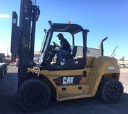 2009 Cat P26500 Diesel Pneumati