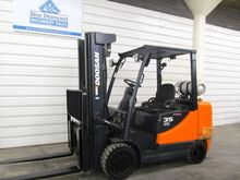 2008 Doosan GC35S-5 LP Gas Cush