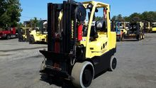 2007 Hyster S155ft LP Gas Cushi