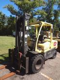2009 Hyster H110FT Gasoline Pne