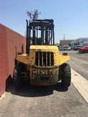 2001 Hyster LP Gas Pneumatic Ti