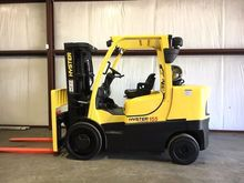 2008 Hyster S155FT LP Gas Cushi