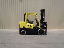 2013 Hyster S155FT LP Gas Cushi